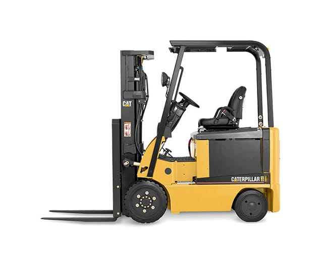 Forklift for Production Floor